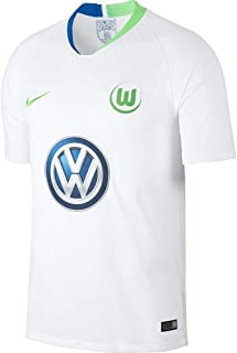 Nike Herren VFL Wolfsburg Breathe Stadium Away T-Shirt