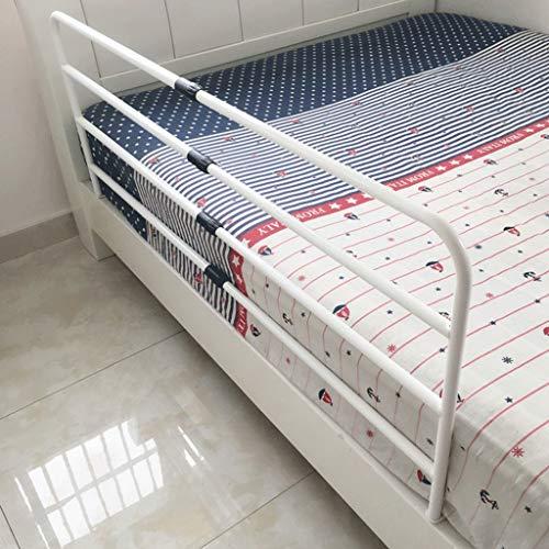 Barandillas de la cama for los adultos mayores Barra de sujeción cama Pasamanos carril de la ayuda manipule dispositivos de asistencia médica del hospital ajustable Lados barandillas de seguridad for