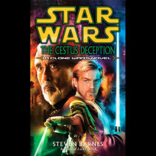 Star Wars: The Cestus Deception: A Clone Wars Novel audiobook cover art