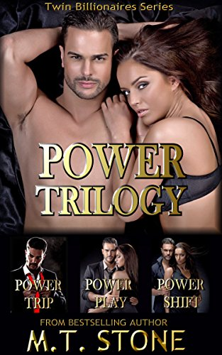 Power Trilogy: Power Trip, Power Play & Power Shift (Twin Billionaires Series) (English Edition)