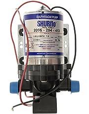 Shurflo Bomba de Agua Trail King 7, Color Plateado, 12 V, 30 PSI