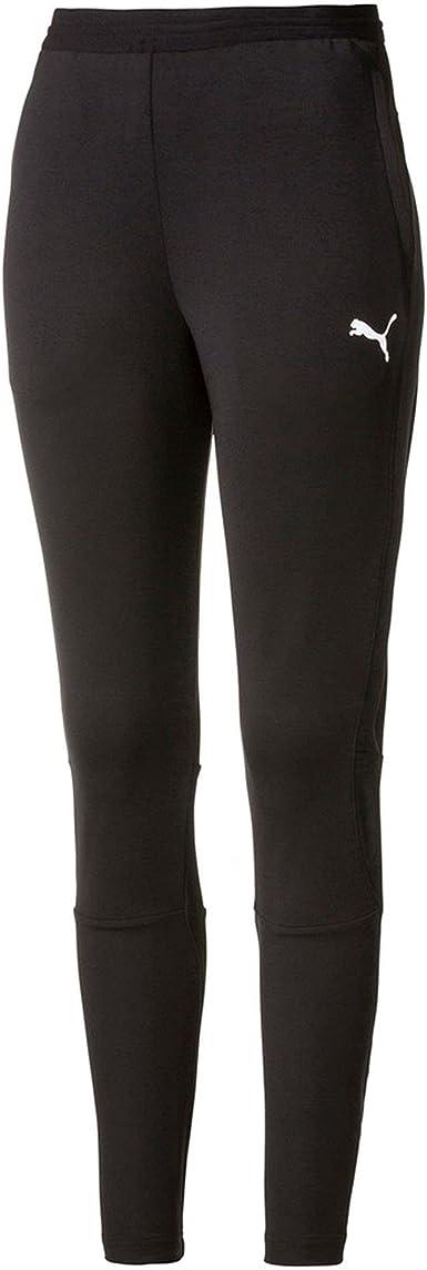 Puma LIGA Training Pants W Pantalon De Jogging Femme Noir FR : L ...