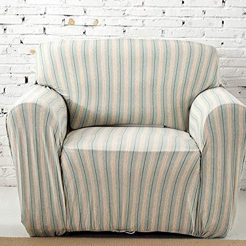 CULASIGN 1/2/3/4 Stretch-Sofabezüge Sesselbezug Bambus-Baumwolle unempfindlich Rutschfest...