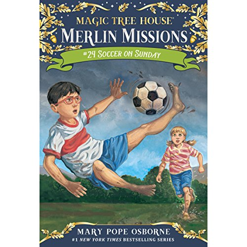 Soccer on Sunday audiobook cover art