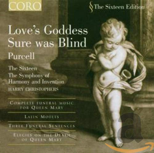 Purcell: Love's Goddess Sure Was Blind