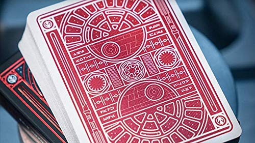 USPCC Star Wars Playing Cards (Red Dark Side)