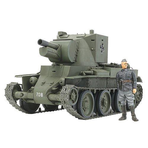 Tamiya - 35318 - Maquette - Canon d'assaut BT-42 - Echelle 1:35