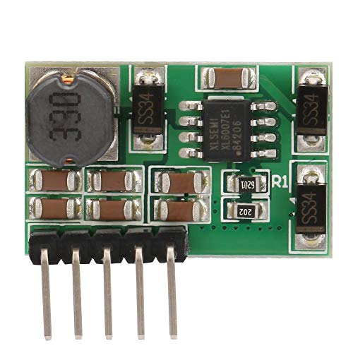 DC-DC Step Up Netzteil für ADC DAC Operational Amplifier, RS232 RS485 RS422 Bus, LCD Netzteil, Step Up Boost Converter, 15 V