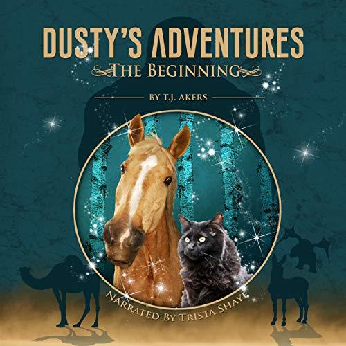 Dusty's Adventures: The Beginning audiobook cover art