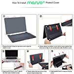"MOSISO Compatible with MacBook Pro 16 inch Case 2020 2019 Release A2141 with Touch Bar Touch ID, Ultra Slim Protective… 12 The case was designed ONLY to be compatible with MacBook Pro 16 inch with Touch Bar & Touch ID & Retina Display (model: A2141, Release in 2020 2019 -- MVVJ2LL/A, MVVL2LL/A, MVVK2LL/A, MVVM2LL/A). WARNING: This case is NOT compatible with other model laptops. Please kindly check the model number ""A2xxx"" on the back of the laptop before your purchase, make sure you choose the exact same model number as the listing title stated ""A2141"". NO Cut Out design, transparency is different from color to color. Case dimension: 14.17 x 9.84 x 0.7 inch, compatible with MacBook Pro 16 inch with Touch Bar and Touch ID with dimension: 14.09 x 9.68 x 0.64 inch. Ultra slim light weight hard case has 13 oz in weight almost adds no weight to your laptop."