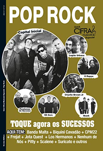 Guia Cifras Musicais Especial: pop Rock