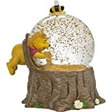 Precious Moments, Disney Showcase Winnie The Pooh Musical Snow Globe, For The Love Of Hunny, Resin/Glass, #171708