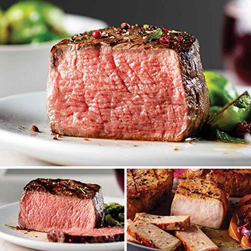 12 Steaks & Chops from Omaha Steaks (Butcher