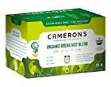Cameron's Organic Breakfast Blend Single Serve Coffee 24 count (24 Count)