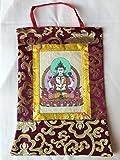 Tibetanische Buddhistische Seide Brokat