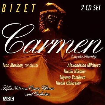 Bizet: Carmen Complete