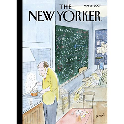 The New Yorker (May 21, 2007) audiobook cover art