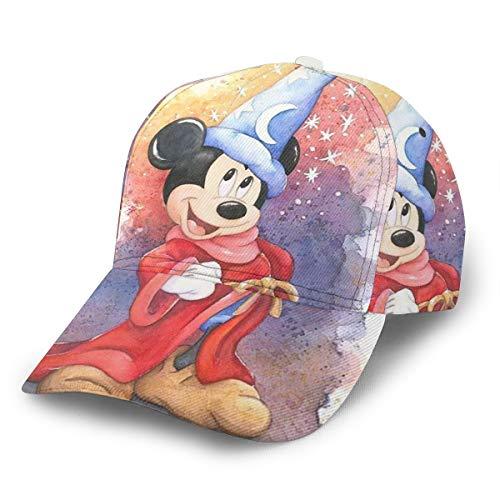 XIAODONG Mickey Mouse Minnie Gorra de béisbol Popular Hip...
