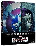Captain America - Civil War (Blu-Ray 3D + Blu-Ray Disc - Steelbook);Captain America - Civil War [Italia] [Blu-ray]