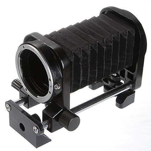 Runshuangyu Lens Macro Fold Bellow Extension Tube for Canon EOS Film Cinema and Digital SLR Photography Camera 5D Mark II III 750D 760D 700D 650D 70D 1D