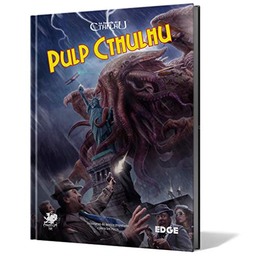 Edge Entertainment-La Llamada Pulp Cthulhu, Color (EECHCT06)