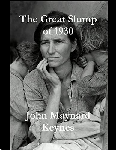 The Great Slump of 1930 (English Edition)