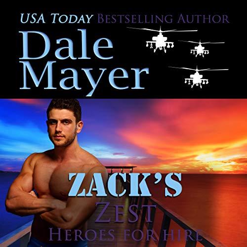 Zack's Zest cover art
