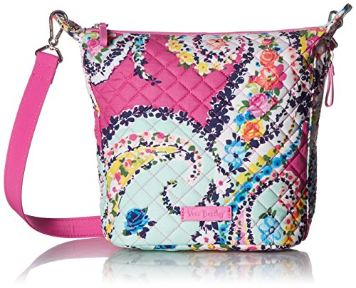 SIGNATURE COTTON -- The fabric you know & love, our quilted cotton is lightweight yet durable, & comes in a variety of colorful patterns EVERYDAY USE -- Vera Bradley crossbody bags for women are perfect for any occasion - whether you are heading to w...