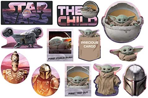Star Wars Assorted Cutouts 12 55% OFF Free shipping anywhere in the nation - Pcs.