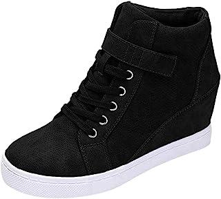 95sCloud - Zapatillas de Vela para Mujer Negro 39