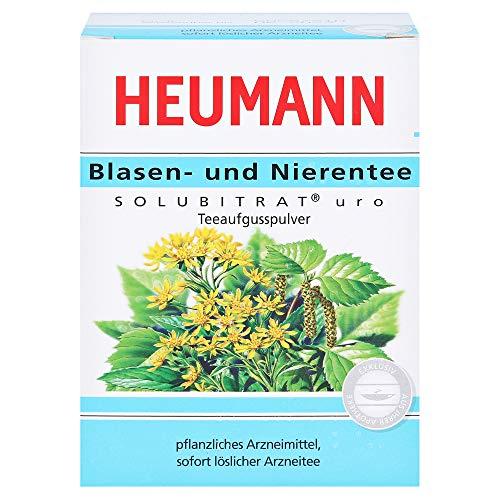 HEUMANN Blasen- und Nierentee Solubitrat uro Teeaufgusspulver, 30 g Tee