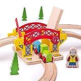 Bigjigs rail BJT189, Ponte levatoio