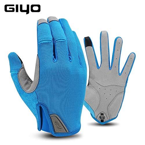N/A NA Handschoenen GIYO Winter Fietshandschoenen Vissen Gym Bike Handschoenen MTB Volledige Vinger Fietshandschoenen Voor Fiets