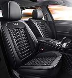 Chemu Funda protectora para asiento de coche, accesorio para coche, adecuado para Opel Grand Land X, Vectra A, B, C, Omega A B Signum, color negro