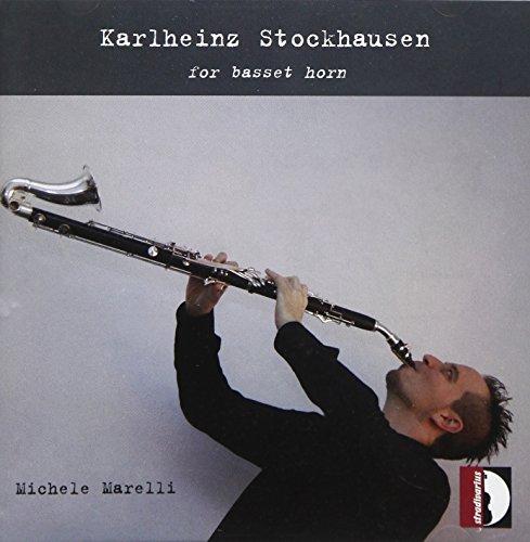 Stockhausen for Basset Horn