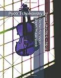 Pyotr Tchaikovsky - Swan Lake No 5 – No 11 - Orchestra: Violin Sheet Music Book