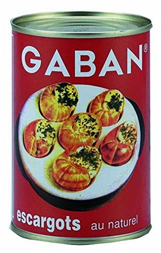 ギャバン エスカルゴ 36匹 425g(4号缶)