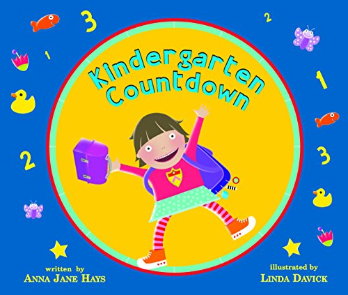 Kindergarten Countdown (English Edition)