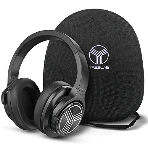 TREBLAB Z2 Noise Blocking Headphones