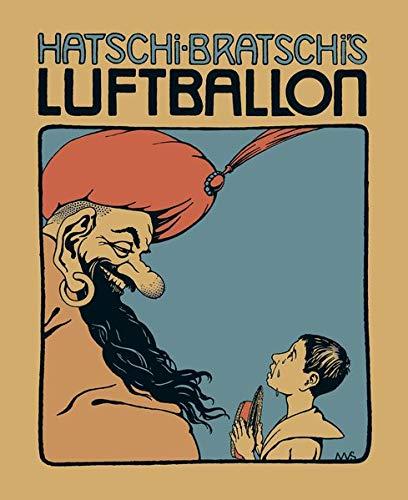 Hatschi Bratschis Luftballon: Eine Dichtung für Kinder