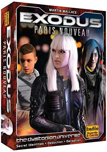 Indie Board Games EXD1 - Exodus Paris Nouveau