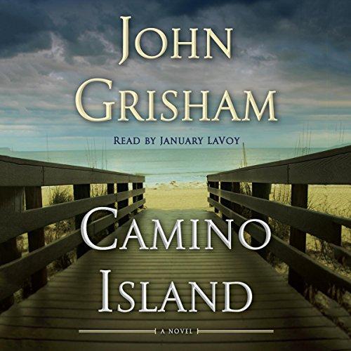 Camino Island audiobook cover art