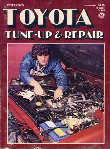 Toyota tune-up & repair