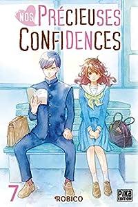 Nos Precieuses Confidences Edition simple Tome 7