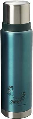 パール金属 ディズニー ミッキーの汽車旅行 水筒 500ml 直飲み ダブル ステンレス ボトル MA-2108