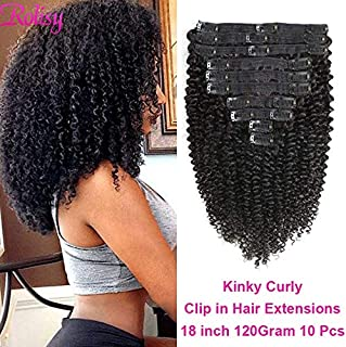 Best curly remy hair extensions clip in Reviews