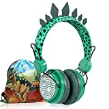 Kids Headphones Boys Wireless Bluetooth Headset w/Mic...