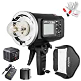 Godox AD600BM Bowens Mount 600Ws GN87 HSS Outdoor Flash Strobe Light with 2.4G...