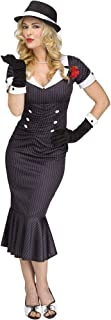 Gangster Gal Adult Costume