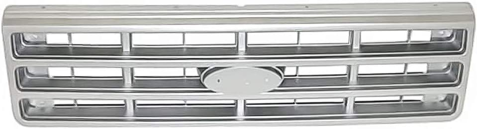 Make Auto Parts Manufacturing Grille Discount shop is also underway Assembly with Emblem Silver